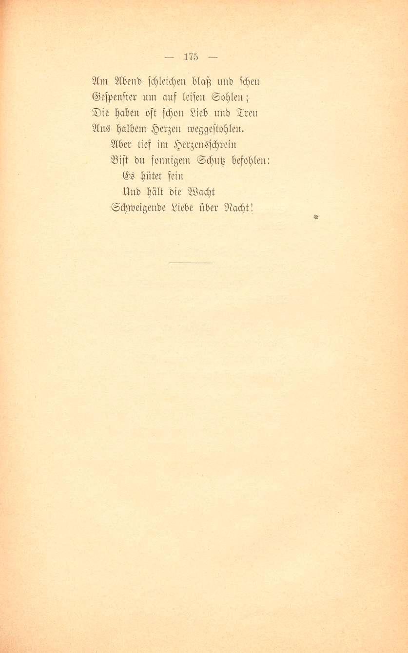 Ein gedicht mit 11 wortern